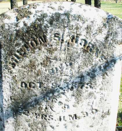 HORNER, MILTON J. - Montgomery County, Ohio | MILTON J. HORNER - Ohio Gravestone Photos