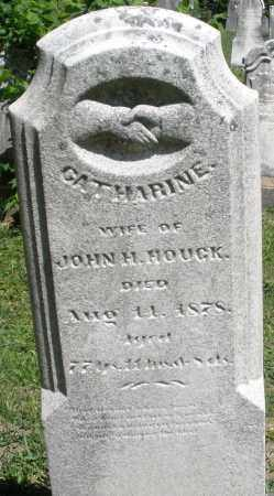 HOUCK, CATHARINE - Montgomery County, Ohio | CATHARINE HOUCK - Ohio Gravestone Photos