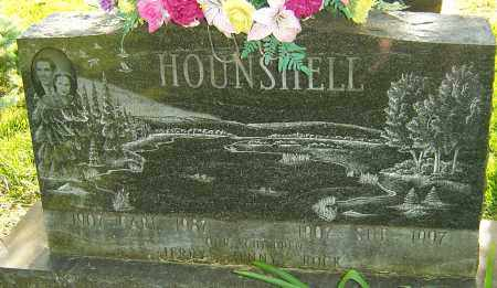 HOUNSHELL, SUE - Montgomery County, Ohio | SUE HOUNSHELL - Ohio Gravestone Photos