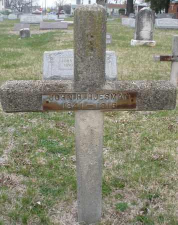 HUESMAN, JOHN - Montgomery County, Ohio | JOHN HUESMAN - Ohio Gravestone Photos
