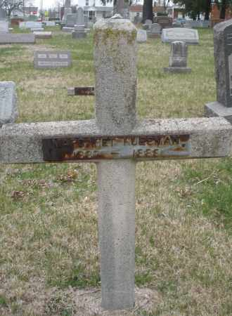 HUESMAN, MARGARET - Montgomery County, Ohio | MARGARET HUESMAN - Ohio Gravestone Photos