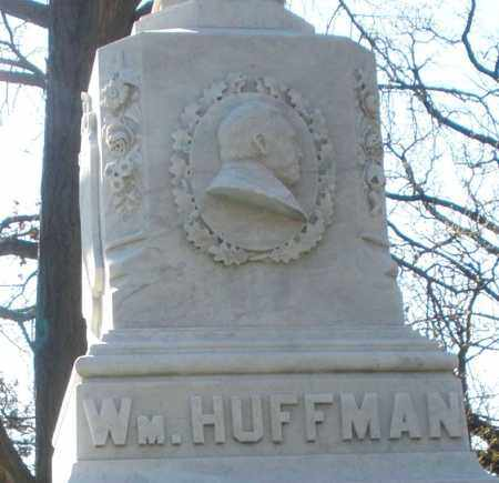 HUFFMAN, WILLIAM - Montgomery County, Ohio | WILLIAM HUFFMAN - Ohio Gravestone Photos