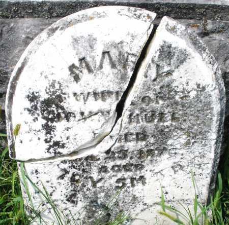 HULL, MARY - Montgomery County, Ohio | MARY HULL - Ohio Gravestone Photos