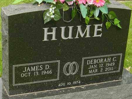 HUME, DEBORAH - Montgomery County, Ohio | DEBORAH HUME - Ohio Gravestone Photos