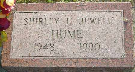 JEWELL HUME, SHIRLEY - Montgomery County, Ohio | SHIRLEY JEWELL HUME - Ohio Gravestone Photos