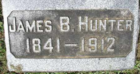 HUNTER, JAMES B. - Montgomery County, Ohio | JAMES B. HUNTER - Ohio Gravestone Photos