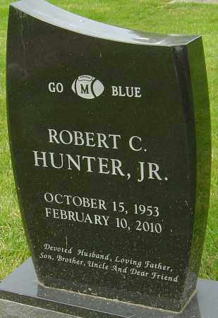 HUNTER, ROBERT C - Montgomery County, Ohio | ROBERT C HUNTER - Ohio Gravestone Photos