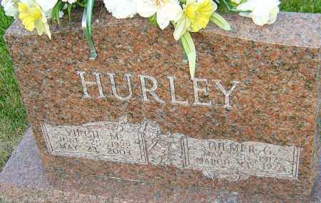 LEE HURLEY, VIRGIE - Montgomery County, Ohio | VIRGIE LEE HURLEY - Ohio Gravestone Photos