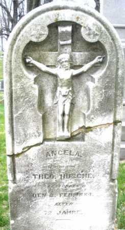 HUSCHE, ANGELA - Montgomery County, Ohio | ANGELA HUSCHE - Ohio Gravestone Photos