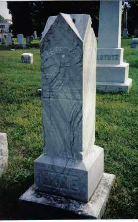 HYRE, ALBERTUS M. - Montgomery County, Ohio | ALBERTUS M. HYRE - Ohio Gravestone Photos