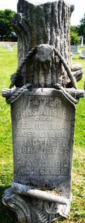 ISLER, DORA - Montgomery County, Ohio | DORA ISLER - Ohio Gravestone Photos