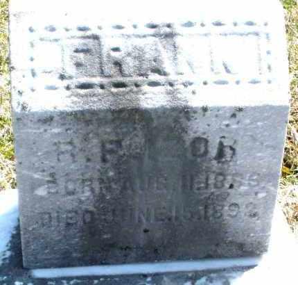 IZOR, FRANK - Montgomery County, Ohio | FRANK IZOR - Ohio Gravestone Photos