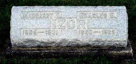 IZOR, MARGARET E. - Montgomery County, Ohio | MARGARET E. IZOR - Ohio Gravestone Photos