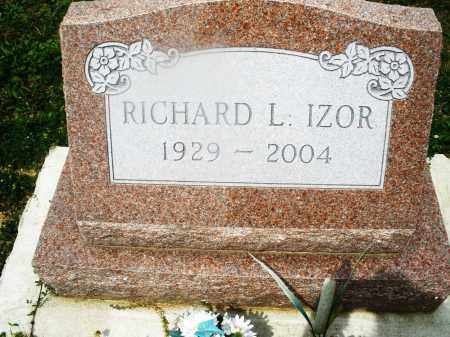 IZOR, RICHARD L. - Montgomery County, Ohio | RICHARD L. IZOR - Ohio Gravestone Photos