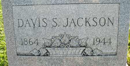 JACKSON, DAVIS S. - Montgomery County, Ohio | DAVIS S. JACKSON - Ohio Gravestone Photos