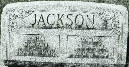 JACKSON, SUSIE M. - Montgomery County, Ohio | SUSIE M. JACKSON - Ohio Gravestone Photos