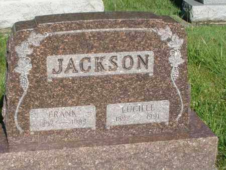JACKSON, LUCILLE - Montgomery County, Ohio | LUCILLE JACKSON - Ohio Gravestone Photos
