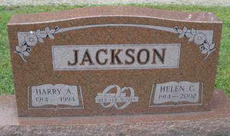 JACKSON, HARRY A. - Montgomery County, Ohio | HARRY A. JACKSON - Ohio Gravestone Photos