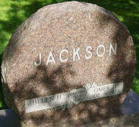 JACKSON, OMER H - Montgomery County, Ohio | OMER H JACKSON - Ohio Gravestone Photos