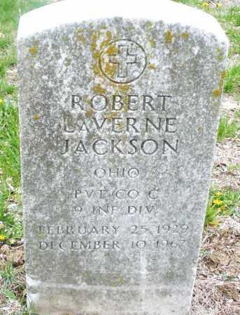 JACKSON, ROBERT  LAVERNE - Montgomery County, Ohio | ROBERT  LAVERNE JACKSON - Ohio Gravestone Photos