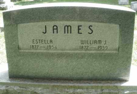 JAMES, WILLIAM J. - Montgomery County, Ohio | WILLIAM J. JAMES - Ohio Gravestone Photos