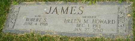 HOWARD JAMES, HELEN M - Montgomery County, Ohio | HELEN M HOWARD JAMES - Ohio Gravestone Photos