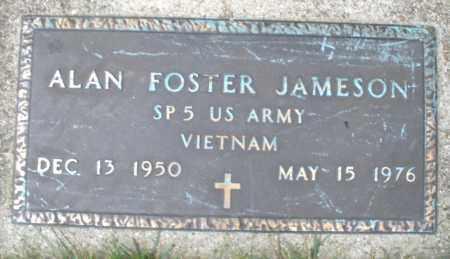 JAMESON, ALAN FOSTER - Montgomery County, Ohio | ALAN FOSTER JAMESON - Ohio Gravestone Photos
