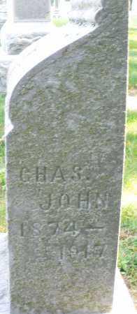 JOHN, CHARLES - Montgomery County, Ohio | CHARLES JOHN - Ohio Gravestone Photos