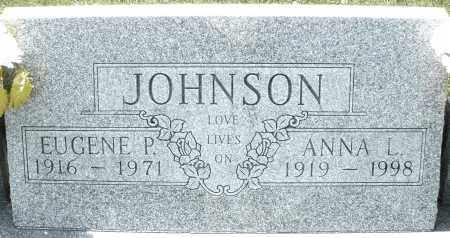JOHNSON, ANNA L. - Montgomery County, Ohio | ANNA L. JOHNSON - Ohio Gravestone Photos