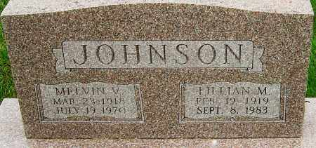 JOHNSON, MELVIN - Montgomery County, Ohio | MELVIN JOHNSON - Ohio Gravestone Photos