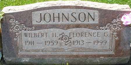 JOHNSON, WILBERT H. - Montgomery County, Ohio | WILBERT H. JOHNSON - Ohio Gravestone Photos
