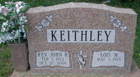 KEITHLEY, JOHN H. REV. - Montgomery County, Ohio | JOHN H. REV. KEITHLEY - Ohio Gravestone Photos