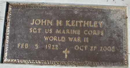 KEITHLEY, JOHN - Montgomery County, Ohio | JOHN KEITHLEY - Ohio Gravestone Photos