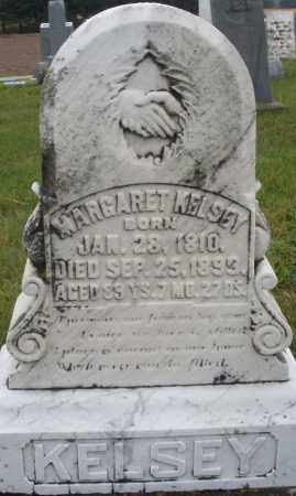 KELSEY, MARGARET - Montgomery County, Ohio | MARGARET KELSEY - Ohio Gravestone Photos