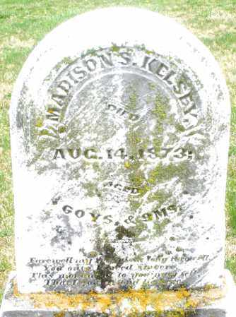 KELSEY, MADISON - Montgomery County, Ohio | MADISON KELSEY - Ohio Gravestone Photos