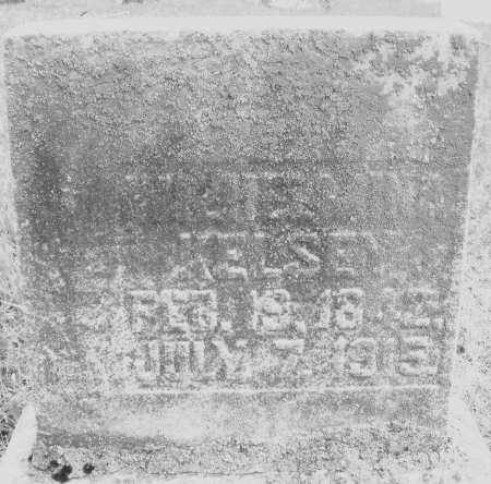 KELSEY, N. ? - Montgomery County, Ohio | N. ? KELSEY - Ohio Gravestone Photos