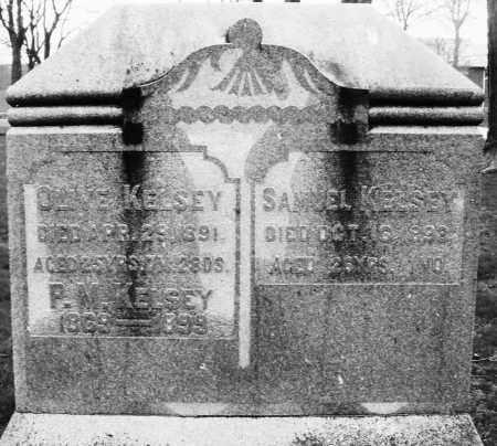 KELSEY, SAMUEL - Montgomery County, Ohio | SAMUEL KELSEY - Ohio Gravestone Photos
