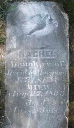 KELSEY, RACHEL - Montgomery County, Ohio | RACHEL KELSEY - Ohio Gravestone Photos
