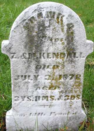 KENDALL, FRANK - Montgomery County, Ohio | FRANK KENDALL - Ohio Gravestone Photos