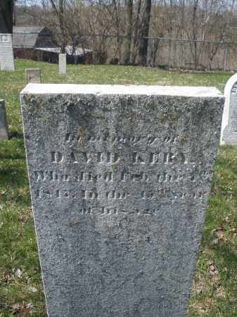 KERN, DAVID - Montgomery County, Ohio | DAVID KERN - Ohio Gravestone Photos