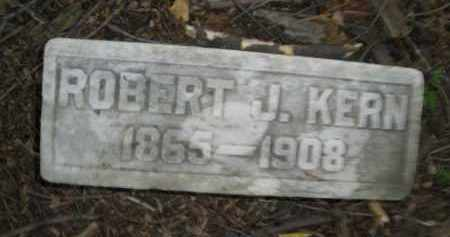 KERN, ROBERT J. - Montgomery County, Ohio | ROBERT J. KERN - Ohio Gravestone Photos