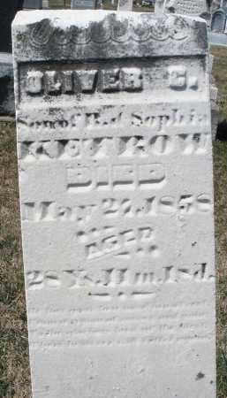 KETROW, OLIVER C. - Montgomery County, Ohio | OLIVER C. KETROW - Ohio Gravestone Photos