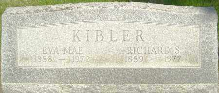 KIBLER, RICHARD S - Montgomery County, Ohio | RICHARD S KIBLER - Ohio Gravestone Photos