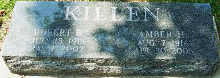 KILLEN, AMBER H - Montgomery County, Ohio | AMBER H KILLEN - Ohio Gravestone Photos