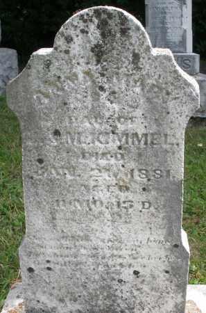 KIMMEL, ANNA MARY - Montgomery County, Ohio   ANNA MARY KIMMEL - Ohio Gravestone Photos