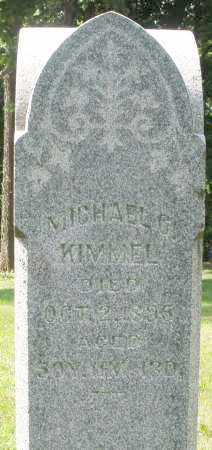 KIMMEL, MICHAEL - Montgomery County, Ohio | MICHAEL KIMMEL - Ohio Gravestone Photos