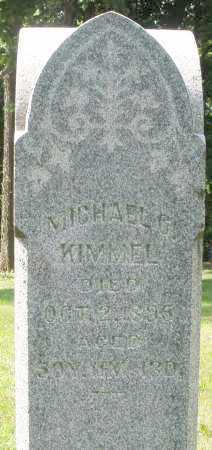 KIMMEL, MICHAEL - Montgomery County, Ohio | MICHAEL KIMMEL - Ohio Gravestone Photos
