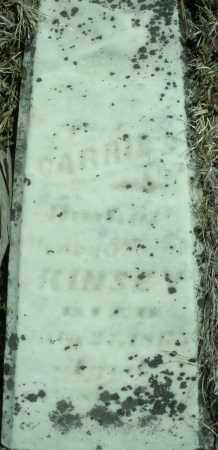 KINSEY, CARRIE - Montgomery County, Ohio | CARRIE KINSEY - Ohio Gravestone Photos