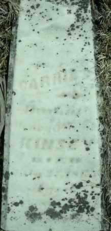 KINSEY, CARRIE - Montgomery County, Ohio | CARRIE KINSEY - Ohio Gravestone Photos