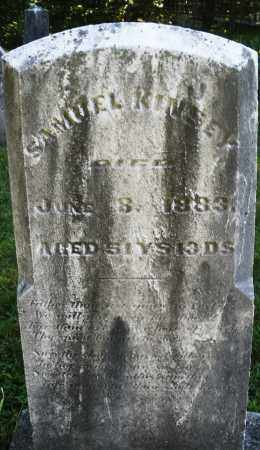 KINSEY, SAMUEL - Montgomery County, Ohio | SAMUEL KINSEY - Ohio Gravestone Photos